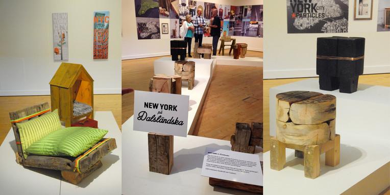 Dollhouse furniture - Jm Exhibition 2014